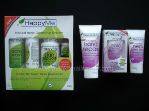 acne removal system